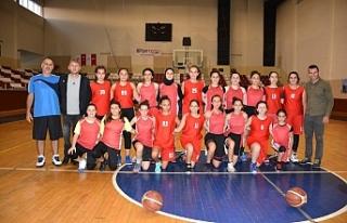 Ereğli Belediyespor basketbol ve voleybol takımı...