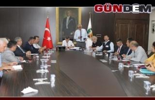 """Habersiz 'Masa Başı Deprem Tatbikatı"""" gerçekleştirildi"""