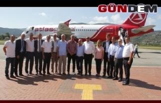Havaalanının sermaye artışı çalışmaları devam...