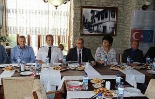 'İnsanları ve Kültürel Mirası Koruma' projesi...