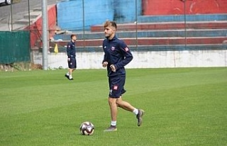Karabükspor'da Kastamonuspor maçı hazırlıkları...