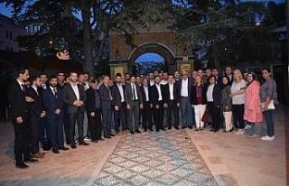 MHP Eskipazar İlçe Başkanı Tutar oldu