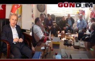 Milletvekili Uçar'dan bürokratlara göz dağı!