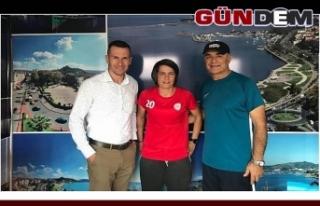 Milli oyuncu, Aladağ Ereğli Belediyespor'da