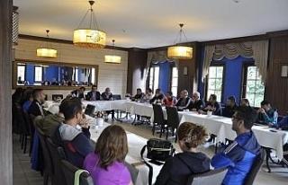 Safranbolu'da Okul Sporları Değerlendirme Toplantısı