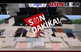 Siber dolandırıcılık operasyonu: Zonguldak'ta...