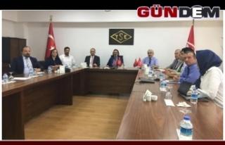 """""""TEST VE BELGELENDİRME MERKEZİ"""" KURULUM ÇALIŞMALARI..."""