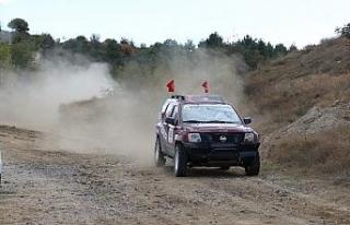 Türkiye Off-Road Şampiyonası 3. Ayak yarışları...