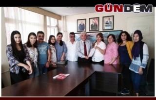 Yalçıner'ın yerine Özdemir atandı...