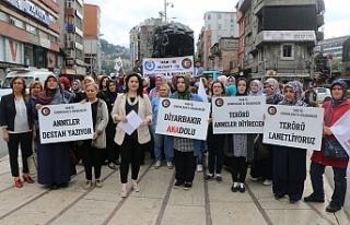 Zonguldaklı kadınlardan, Diyarbakır'da ki...
