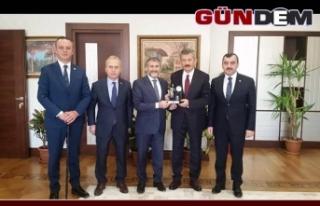 Zonguldak'ın sorunlarını anlattılar