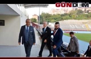 """Arıcı: """"Suat Arslanboğa hakemliğe devam edebilecek"""""""