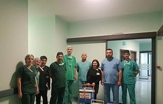 Bağışlanan organları hastalara umut olacak