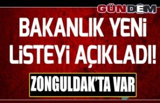 Bakanlık hileli ürün listesini ifşa etti...Zonguldak'ta...