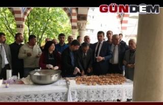 BAŞKAN ALTUN'DAN, BARIŞ PINARI HAREKATI'NA...