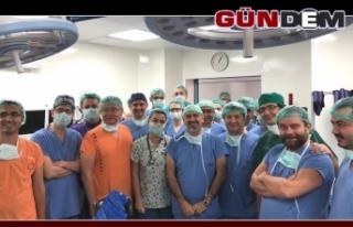 Cerrahi kursu gerçekleştirildi!..