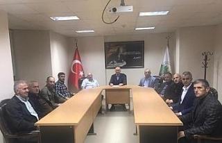 Boğaziçi Belediye meclisinde Barış Pınarı Harekatına...