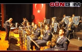 Cazın Kartalları Ereğli'de sahne aldı...