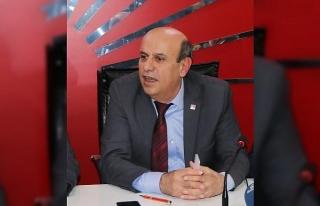 """CHP Karabük İl Başkanı Çakır: """"Raylı Ulaşım..."""