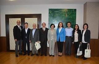Çin'den Düzce Üniversitesi'ne ikinci ziyaret