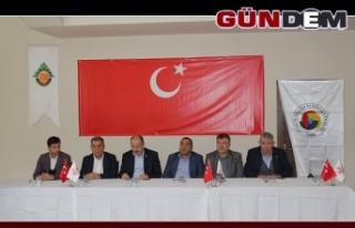 Devrek TSO'dan Barış Pınarı' harekatına...