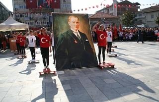 Devrek'te Cumhuriyet Bayramı coşku içinde kutlandı