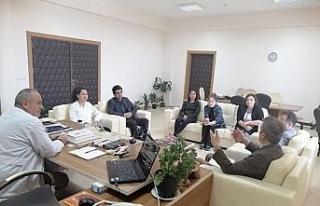 Düzce Üniversitesi bünyesindeki İŞ-KUR çalışmalarına...
