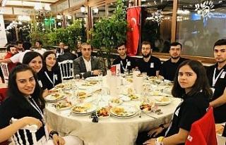 """Genç Kızılay """"fikir maratonu"""" yarışması..."""