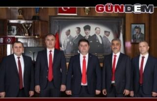 """GMİS Yönetim Kurulu; """"Barış Pınarı Harekatını..."""
