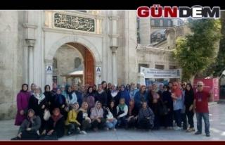 Gülüç Belediyesi'nden Kültür Gezisi Düzenledi.