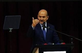 """İçişleri Bakanı Soylu: """"DEAŞ'ın da PKK'nın..."""