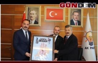 Kandemir'e Zonguldak'ın Rabia'sını...