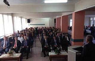 Karabük'te 'Ahilik Kültürü' paneli