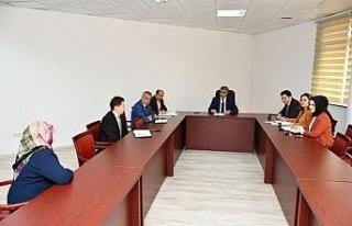 """Karabük'te """"halk günü"""" toplantısı"""