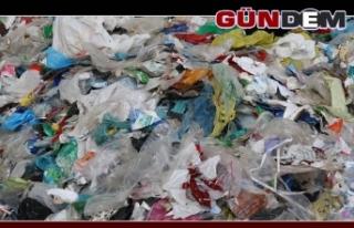 Kişi başına düzen çöp miktarı günlük 1.17...