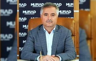 MÜSİAD'tan 'Barış Pınarı Harekatı'na...