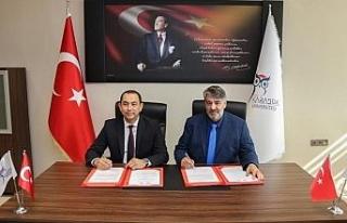 Özbekistan Taşkent Devlet Tarım Üniversitesi ile...