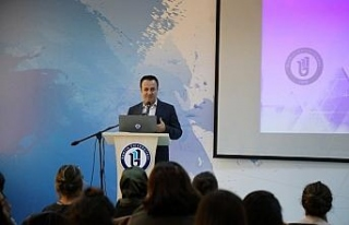 Proje farkındalık etkinliği gerçekleştirildi