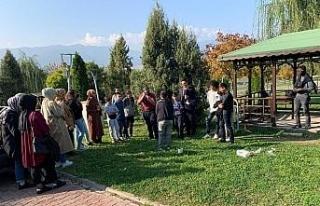 Sevgi Üniversitesi'nde ilk ders fotoğrafçılık