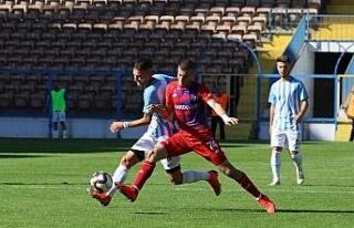 TFF 2. Lig: Kardemir Karabükspor: 0 - Tuzlaspor:...