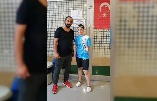 Türkiye finali için kulaç atıyor
