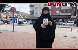 Afgan uyruklu anne oğlunu arıyor!..