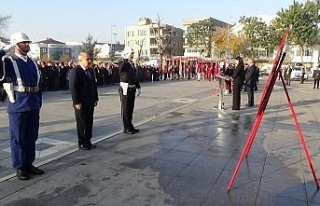 Atatürk ebediyete intikalinin 81. yılında özlemle...