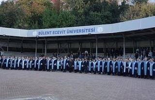Atatürk vefatının 81. yıldönümünde ZBEÜ'de...