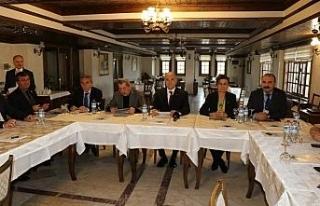BAKAB kasım ayı olağan meclis toplantısı Safranbolu'da...