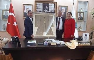 """Başkan Babaoğlu, """"Bu tür afetlerde el birliği..."""