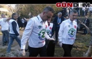 """""""Çevreni Koru Zonguldak'a sahip çık"""""""