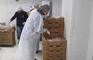 Düzce'de ürün bazlı gıda denetimi yapıldı