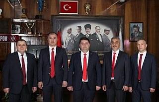 GMİS yönetim kurulu; Atatürk'ü Anma günü mesajı...
