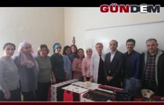 Halk Eğitim'den kurs merkezlerine ziyaretler